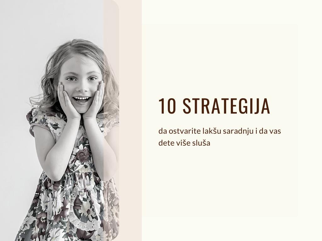 10 strategija koje možemo primeniti